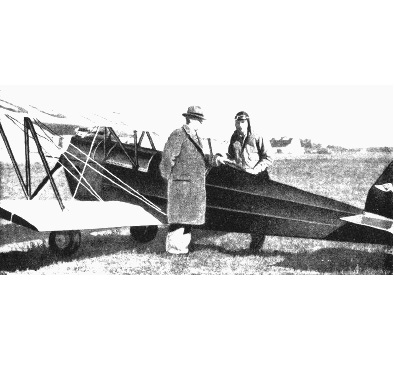 Gere Biplane: A classic 1920s biplane design for the home builder. A bit more work than some but the results should be worth it.