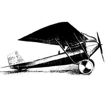 Pietenpol Sky Scout: This is the single place version of the Air Camper, this one with a Ford Model T engine.