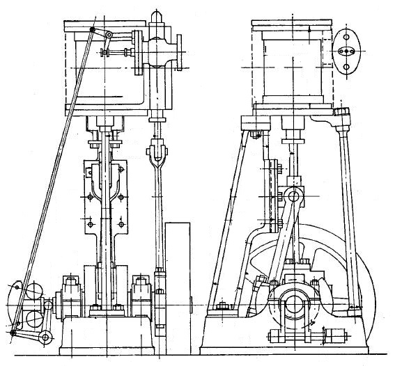 Hen steam engine plans on stirling engine design